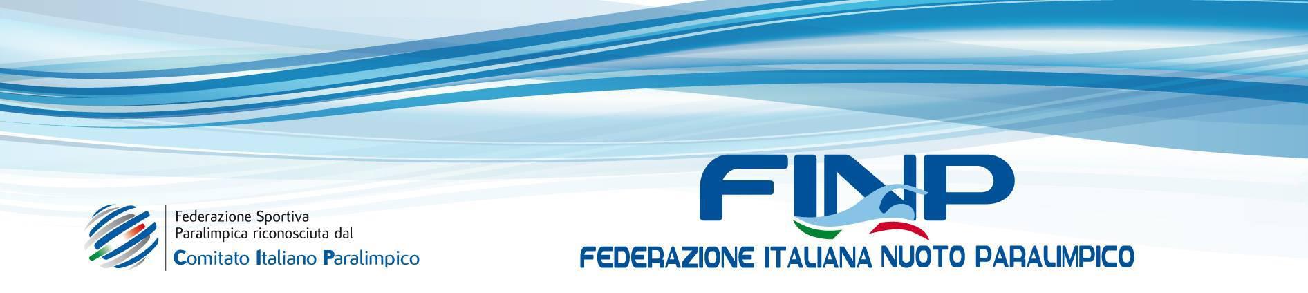 Immagine introduttiva alla piattaforma Finp - Federazione italiana nuoto paralimpico